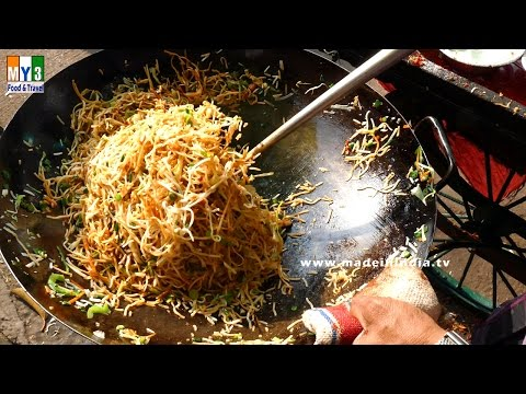 HOW TO MAKE Triple Schezwan Noodle Fried Rice | INDO CHINESE RECIPE | FASTFOOD RECIPE