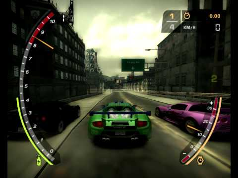 Need For Speed: Most Wanted Perfect Shift