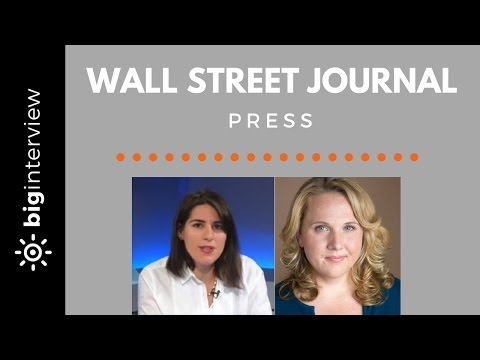 WSJ Live   How not to Bomb a Job Interview - with Pamela Skillings
