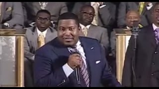 Black Pastor Does Epic Pro-Gay Sermon