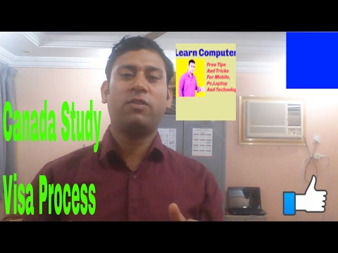 Canada Student Visa Process Step By Step