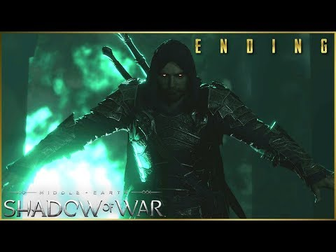 Ending! Part 42 - The Bright Lord: Middle Earth Shadow of War