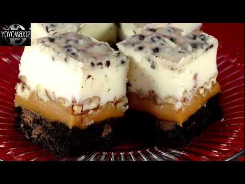 Cookies and Cream Caramel Layer Bars *2018 Pillsbury recipe winner review