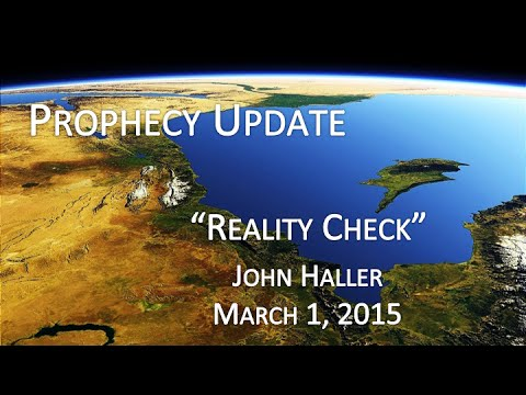 John Haller Prophecy Updates: Watch!
