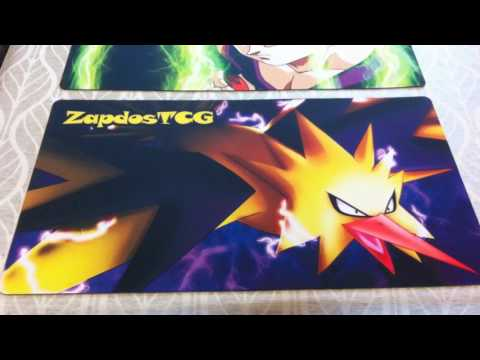 CREATE YOUR OWN POKEMON PLAYMATS!