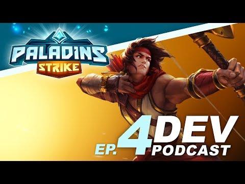 Paladins Strike: Dev Chat Episode 4