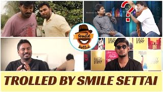 Madras Central, Put Chutney, Temple Monkeys, Fully Filmy   Trolled by Smile Settai