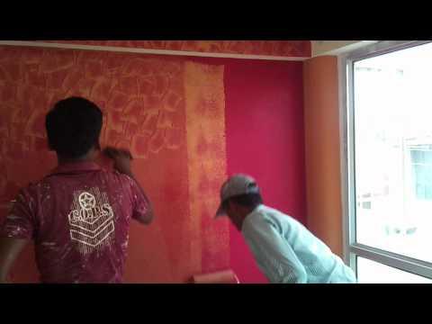 Asian wall Painters Raam Ishwar Raipur Chhattisgar