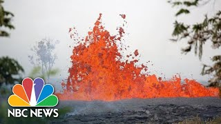Lava Bombs, Lava Haze, Volcanic Smog: What Are They And What Do They Look Like? | NBC News