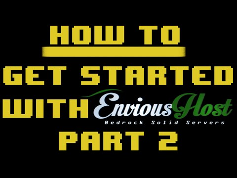 How To: Install Plugins To Your Server On EnviousHost.com [part. 2]