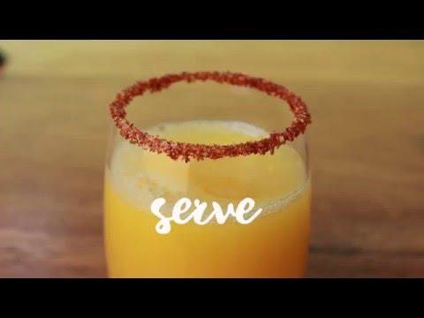 Tajín Orange Juice Recipe