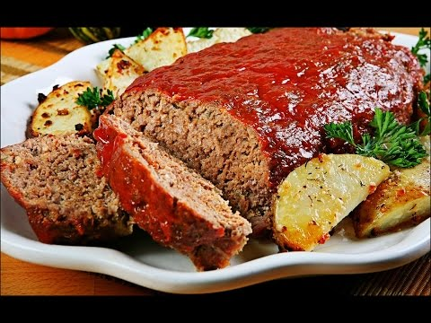 Homemade Meatloaf Recipe How To Make The Perfect Meatloaf