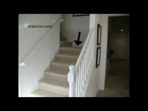 What Is A Stair Landing? - Stairway Construction Parts