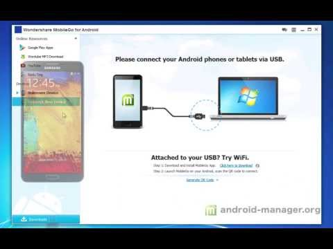 How to Transfer All Files/Videos/Photos/Contacts/Apps/Music from Android to Galaxy Note 3?