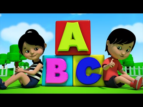 abc song | learn english | alphabets | alphabet rhymes | learning videos by kids tv