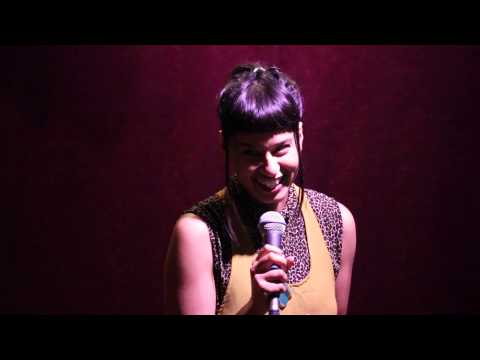 Embrace Your Ugly | Poe Liberado | TEDxKingStWomen