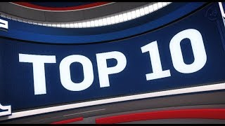 Top 10 Plays Of The Night December 8 2017