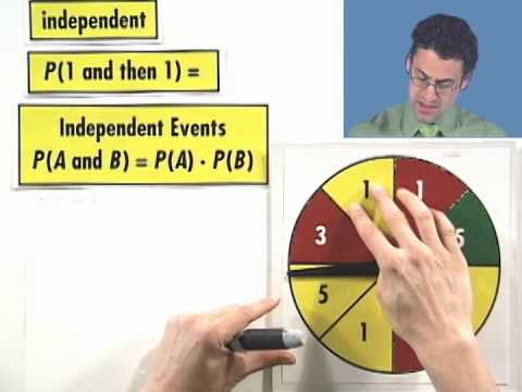 Thinkwell's College Algebra: Independent Events