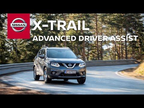 Nissan X-TRAIL: Advanced Driver Assist