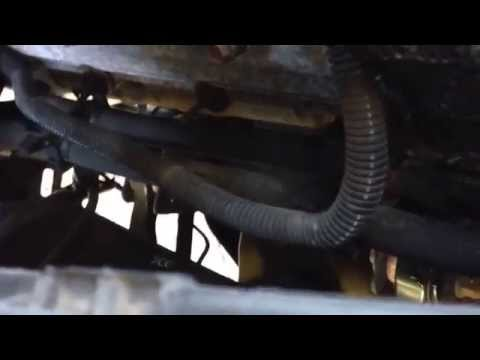 2004 3rd gen Dodge Ram heater core flush