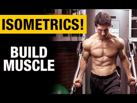 Do Isometrics Build Muscle? (YES IF...)