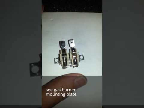 no pilot light on gas hot water tank, thermocouple ok