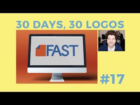 30 Days, 30 Logos #17 - Fast