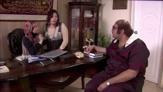 """نونة المأذونة - مشهد كوميدي رائع لـ أبو حفيظة مع إيمان السيد """" انا أتجوز واحدة اسمها أليسا """""""