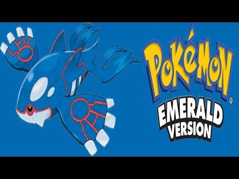 Pokemon Emerald - Kyogre