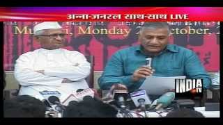 Government is anti-people: ex-army chief V.K. Singh