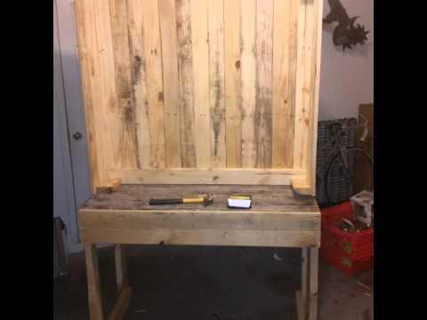 Primitive hutch build