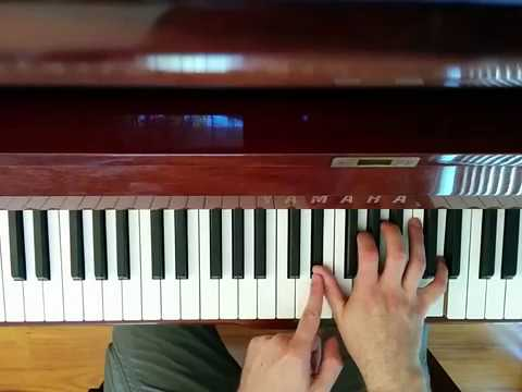 Dominant 13th Shell Voicings: Part 2 - Six basic ways to apply the Dom13 Shape