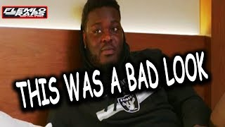 Let's Talk About Ronald Ollie's Short Stay on HBO's Hard Knocks... (Last Chance U NFL News)