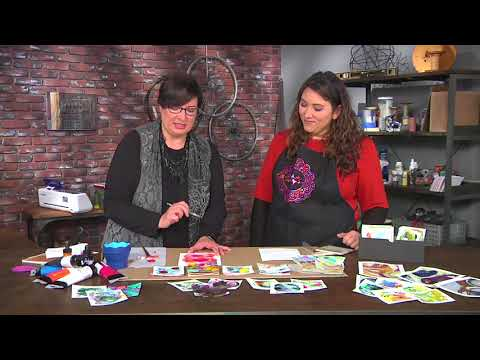 Tune in for a lesson on composition on Make It Artsy with Tori Weyers (413-2)