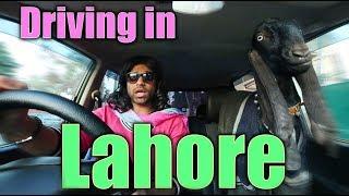 Driving In Lahore | Nasreen | Rahim Pardesi