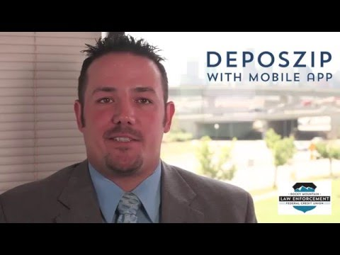 How to Use DeposZip Mobile for Depositing Checks