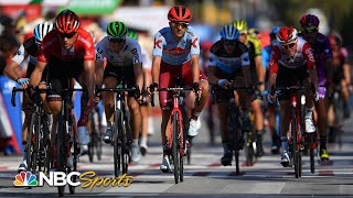 2019 Vuelta a España: Stage 2 | EXTENDED HIGHLIGHTS | NBC Sports