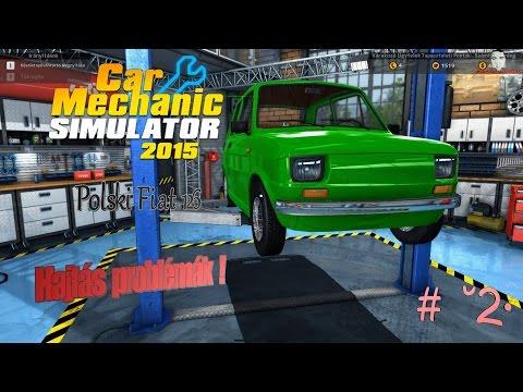 Car Mechanic Simulator 2015 | Polski Fiat126 | FULLHD | HUN | Magyar kommentár .