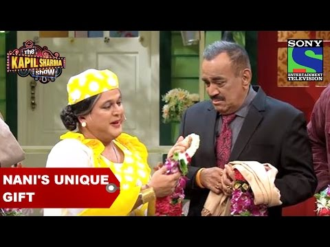 Download Nani's Unique Gift - The Kapil Sharma Show