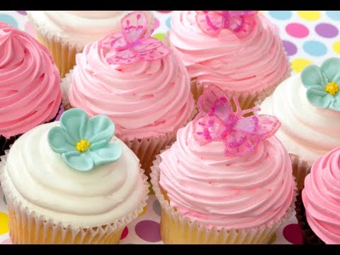How to Make Cupcakes - Cupcakes Recipe Easy