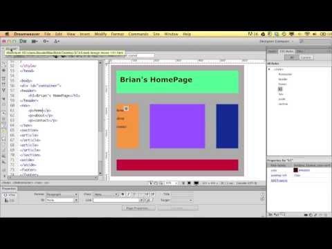 Web Design Basic HTML5 & CSS3 Part 2