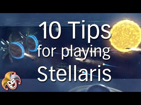 Stellaris ~ 10 Tips for New Players