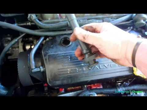 Chrysler Sebring, Valve Cover Re Seal