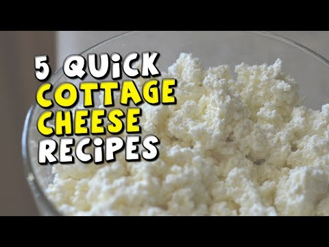 5 Quick Cottage Cheese Recipes