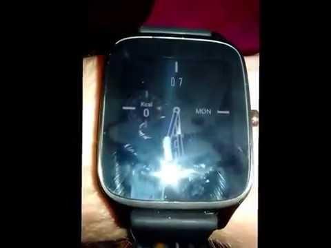 Asus zenwatch 2 speaker test (6.0.1)