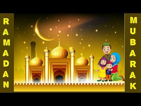 Ramadan Mubarak | Ramzan Naat WhatsApp Status Video | Ramzan Mubarak (Naat)2018
