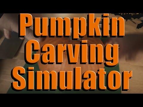 PUMPKIN CARVING SIMULATOR - RAWRPLAYSGAMES