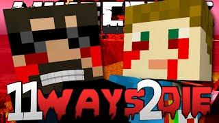 Minecraft 11 Ways to Die   DEATH IS GOOD? (Not Scary)