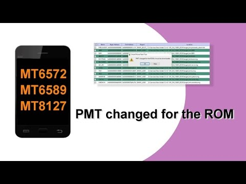 PMT changed for the ROM it must be downloaded - Error solution