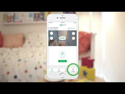 How to Change Alert Settings, Set Monitoring Schedule & Share | Arlo Baby